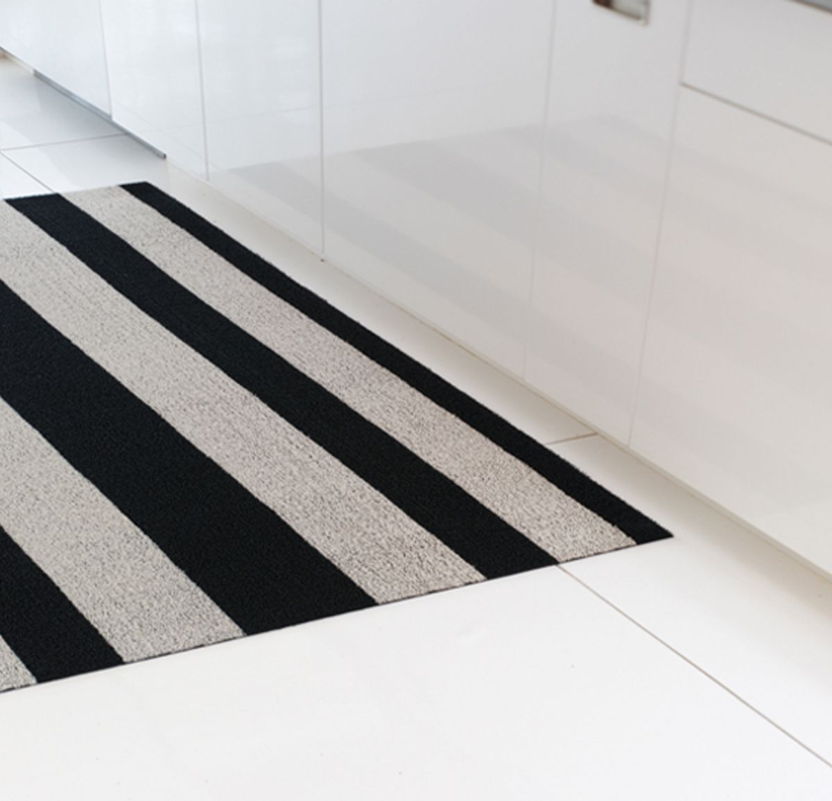 Chilewich mat Contemporary door mats, Chilewich, White