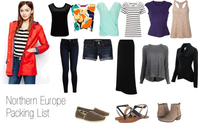 Packing List: Northern Europe. What to bring to Iceland ...