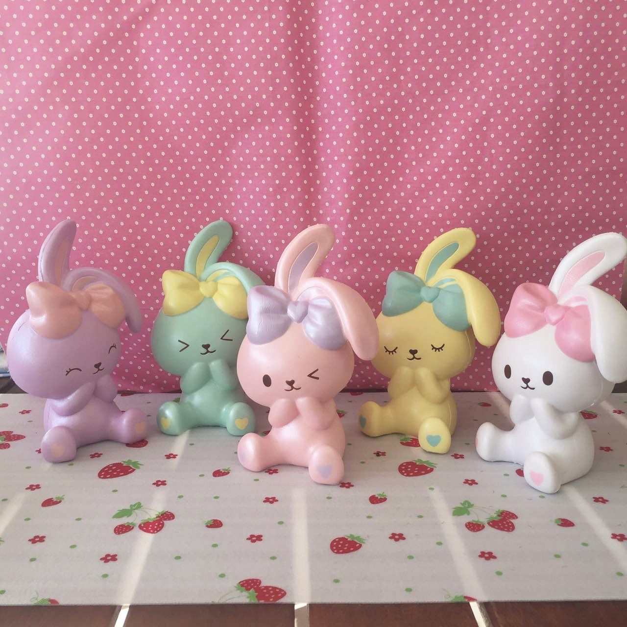 Sweet pearl bunnyscafe bunny squishy scented Stuff for Princess Pinterest Bunny, Pearls ...