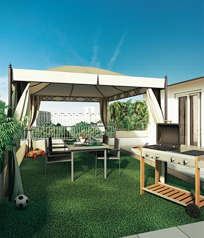Reinventa il tuo terrazzo questo progetto è pensato
