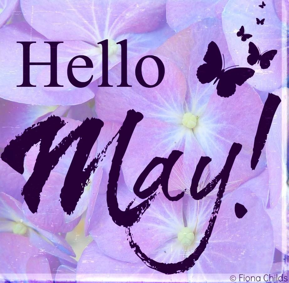 Goodbye April Hello May Quotes Messages - Sms Wishes