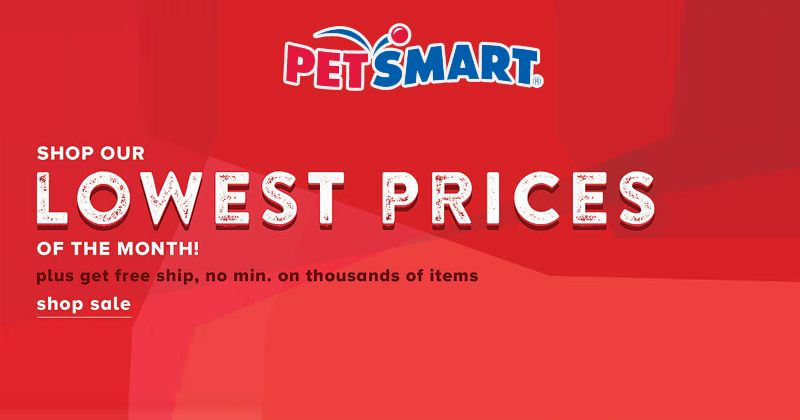 Lowest prices during first of the month sale free