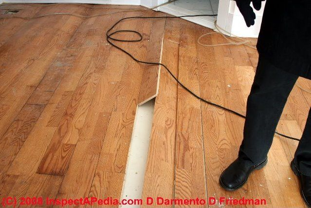 Guide To All Types Of Building Flooring Materials Flooring Defects
