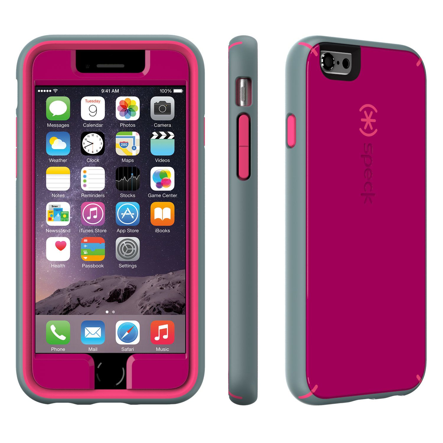 buy popular 653d6 f8203 MightyShell + Faceplate iPhone 6s & iPhone 6 Cases $60 | iPhone 6 ...