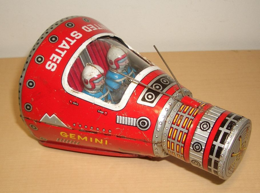 Apollo 12 vintage space capsule toy 5115 possible