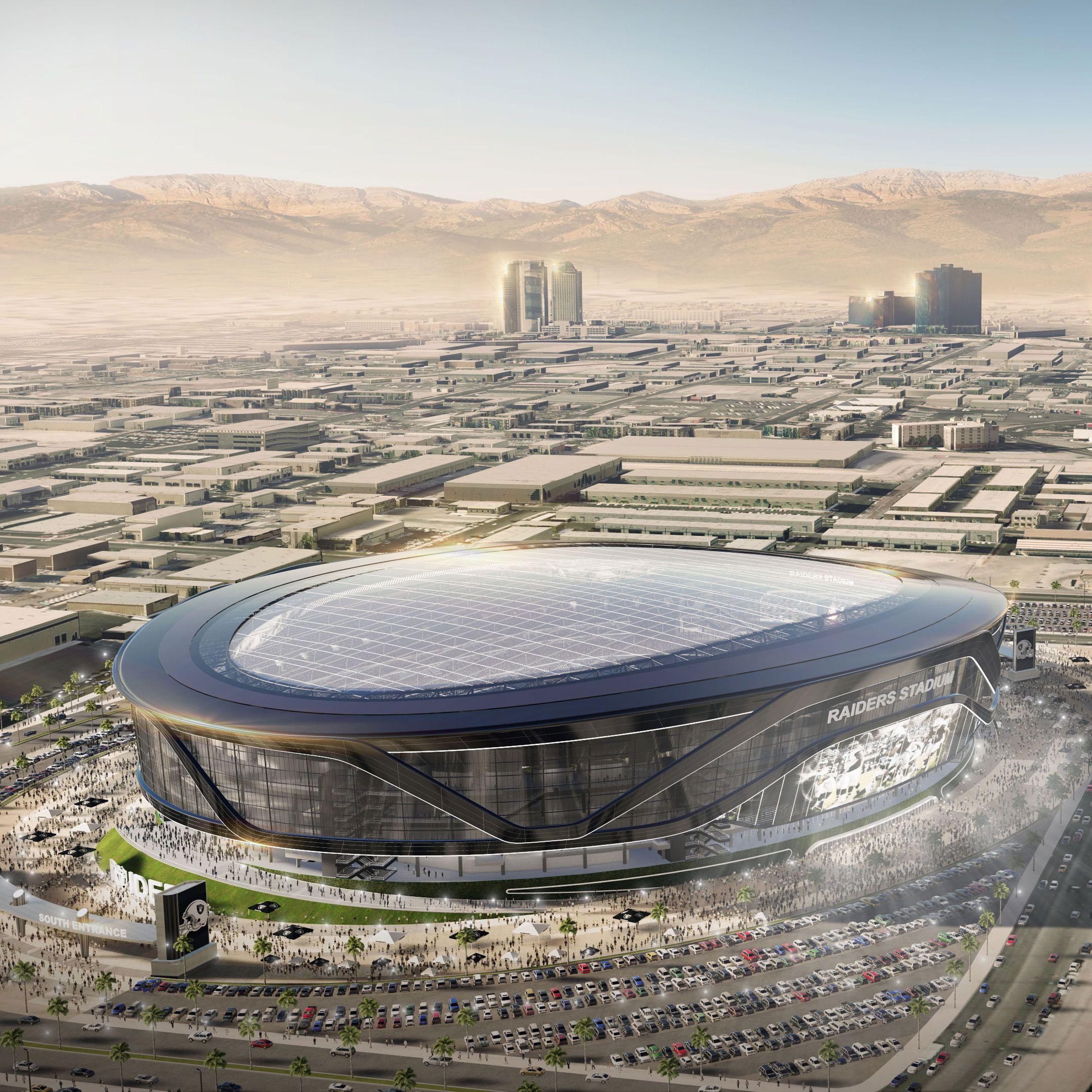 Oakland Raiders New Stadium: Image Result For Stadium Architecture