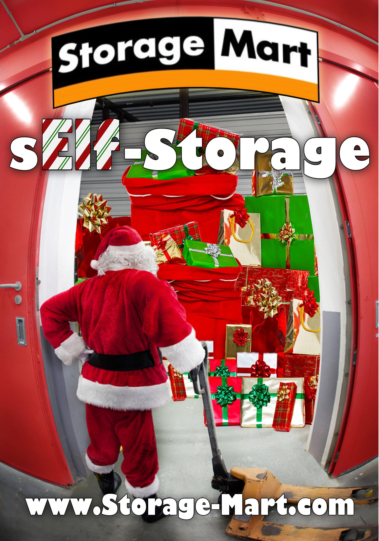 Tired Of Your Kids Always Finding Their Presents We Put The Elf In Self Storage Self Storage Storage Options Storage