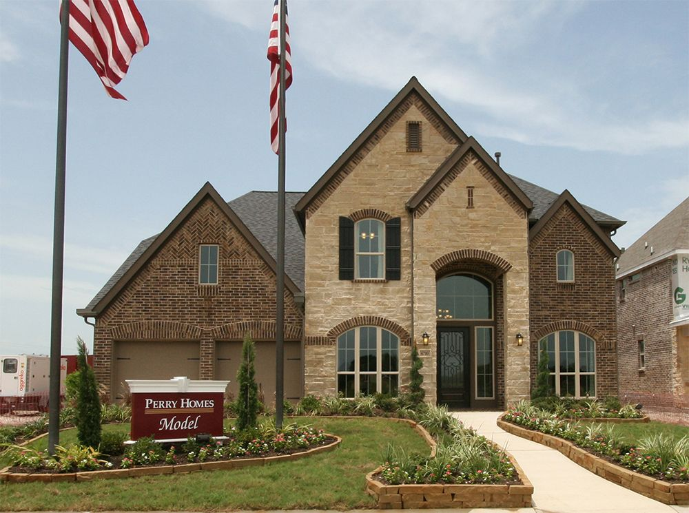 New Perry Homes Model Home Now Open In Cane Island 3 398 Sq Ft Perryhomes Caneisland Katy Katyisd Katyhighschool Cane Island Perry Homes Model Homes