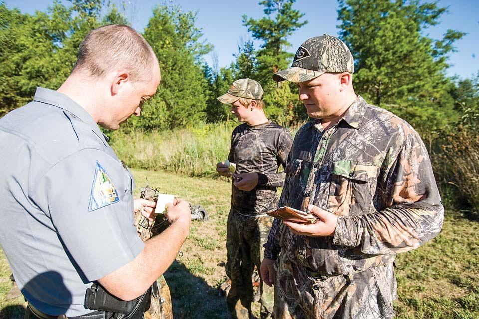 Missouri Game Warden Warden Fishing Game Military Jacket