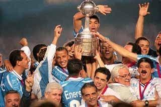 Cruzeiro e a Libertadores 97