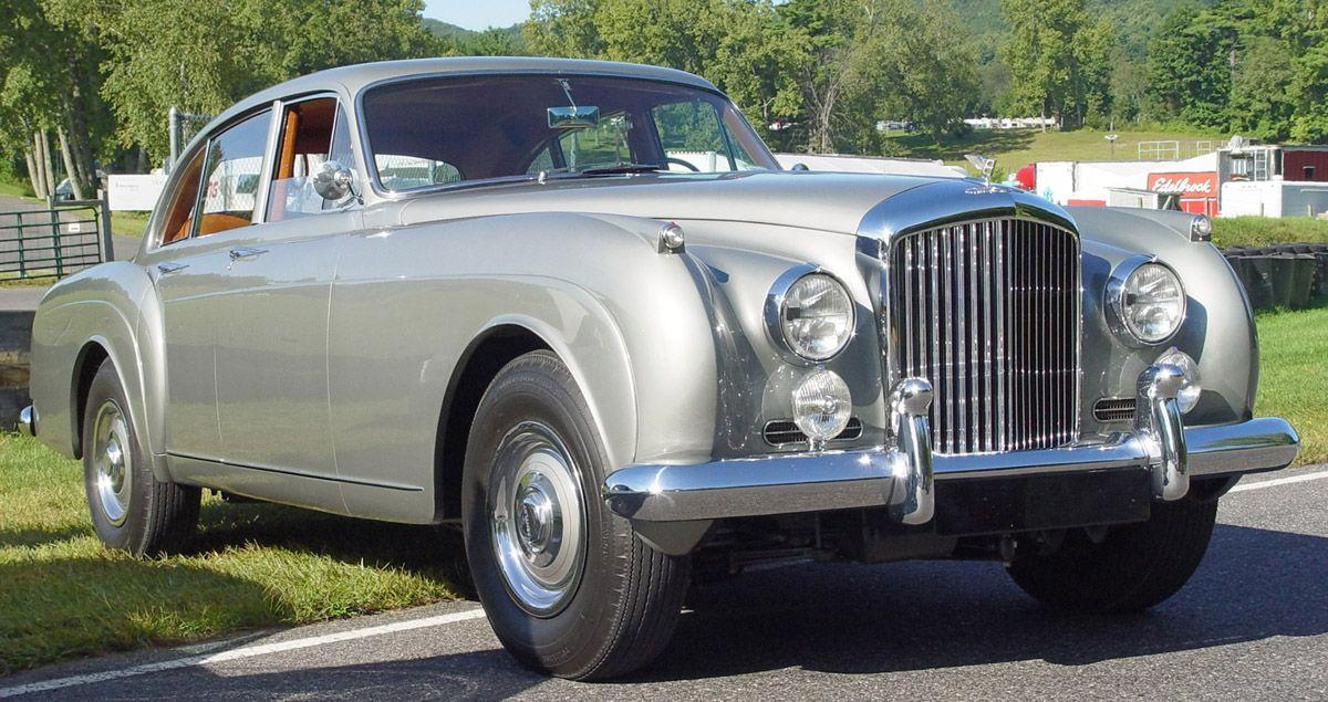 1960 Bentley Flying Spur Silver A Pleasant Ride Speaks Wealth