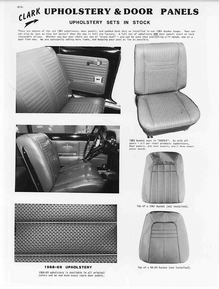 Clark S Corvair Parts Inc Corvair Parts Catalog Over 12 000 Parts Baby Shower Printables Parts Catalog Panel Doors