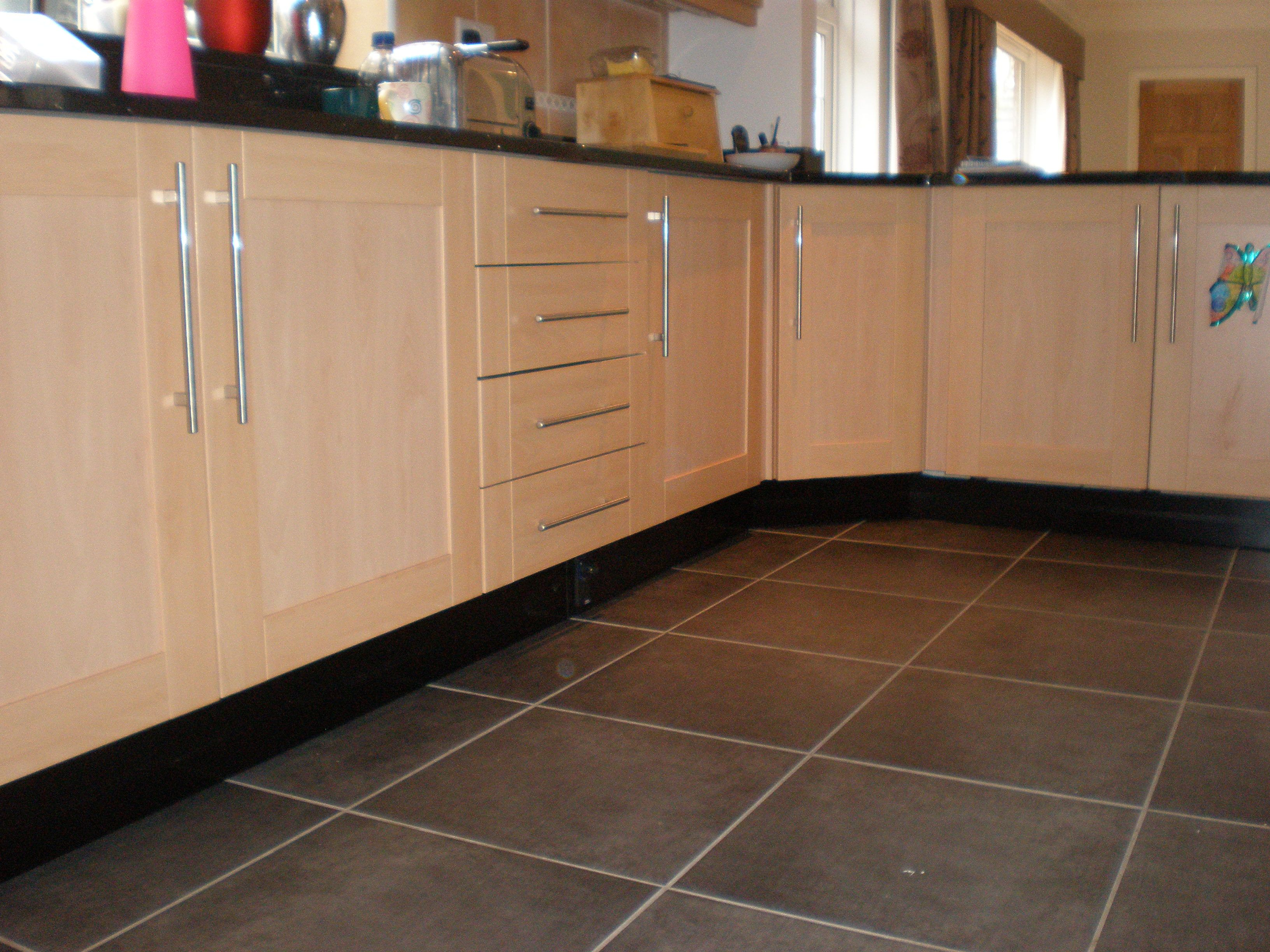 This high quality image shows a kitchen plinth heater that had the plinth heater was installed by thermaskirt the company specialises in replacing skirting boards with skirting heaters as an doublecrazyfo Image collections