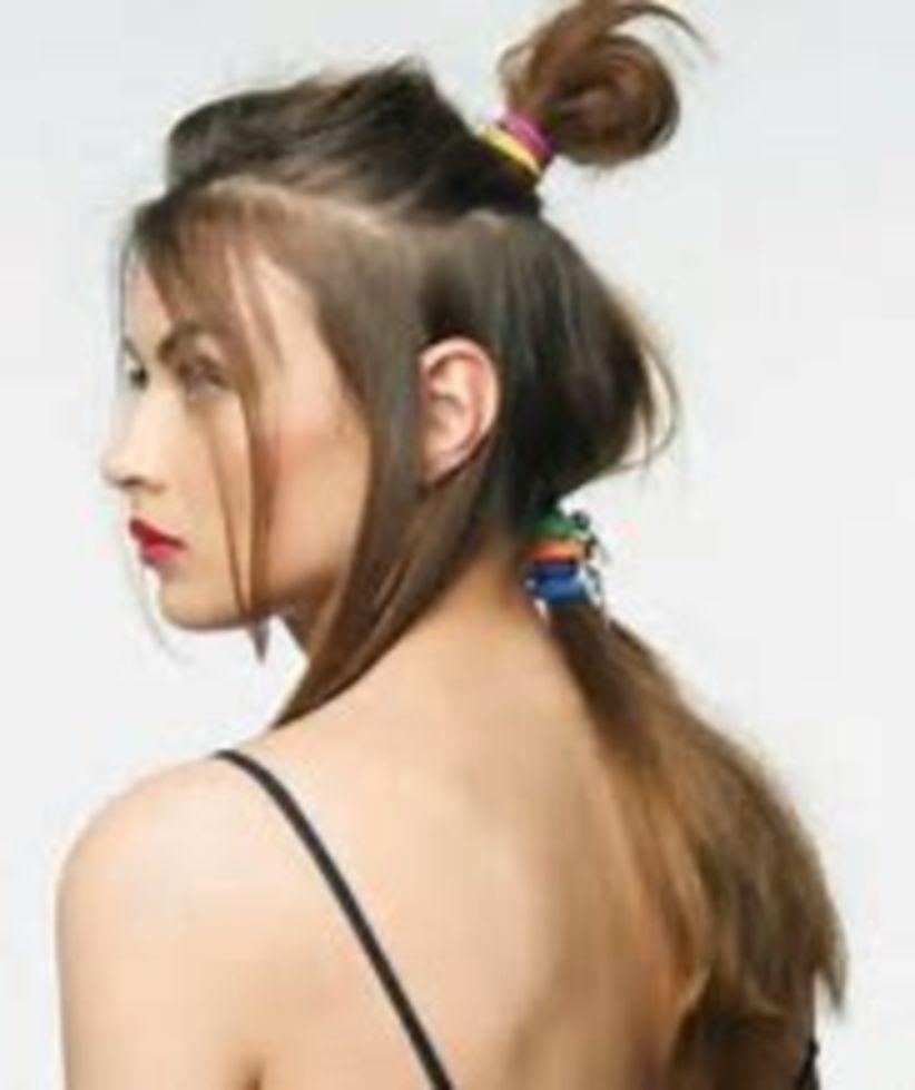 super cute hairstyles to beat summer sleek hair goddess braids
