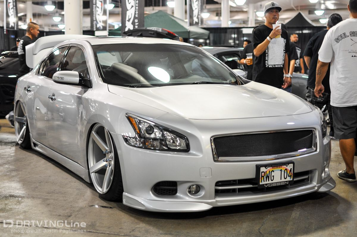 7th gen maxima stance dress