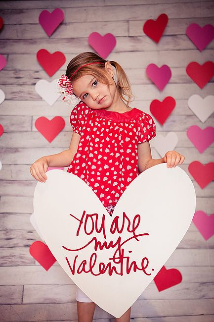 Valentine S Day Baby Photo Ideas Invitation Ideas For Kids
