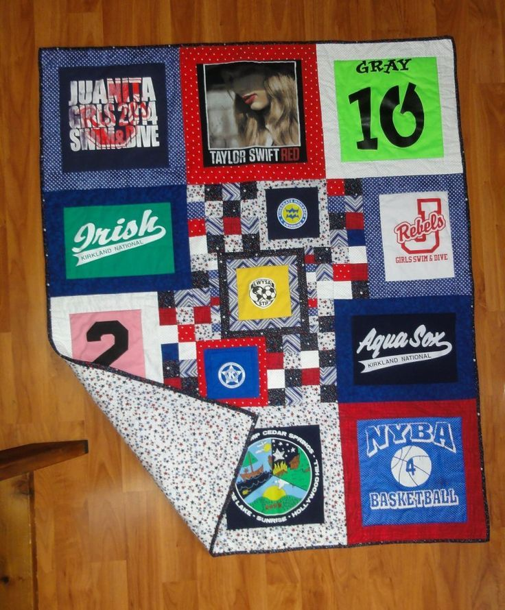 How to make a tshirt quilt darcy quilts tshirt quilt