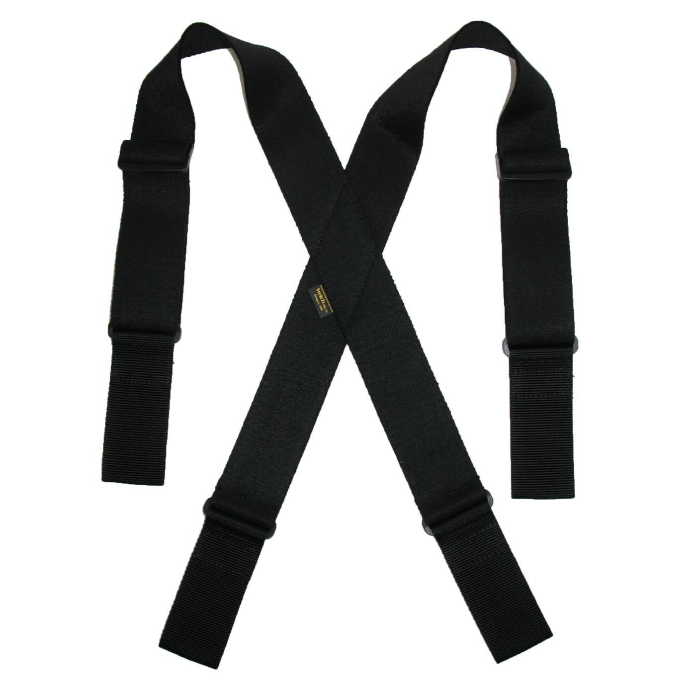 Tall Available Welch Mens Elastic Clip-End Trucker Braces