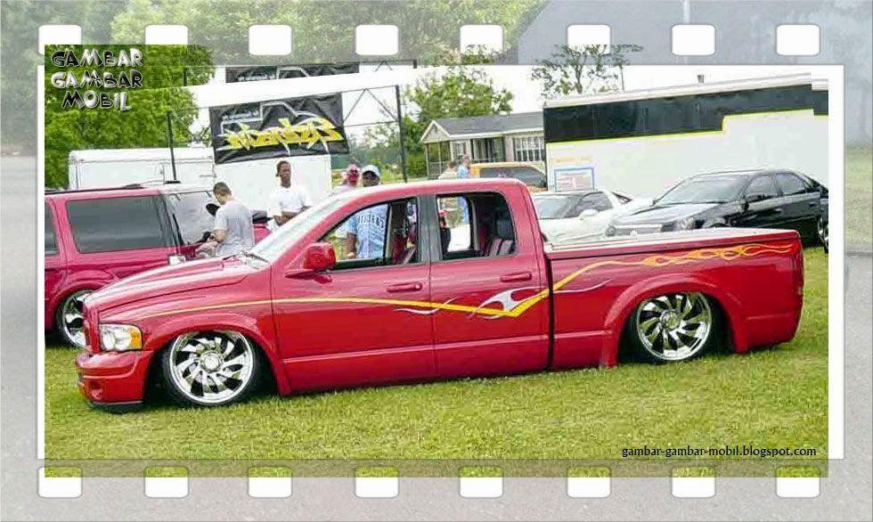 61+ Foto Modifikasi Mobil Truk Ceper Gratis Terbaik