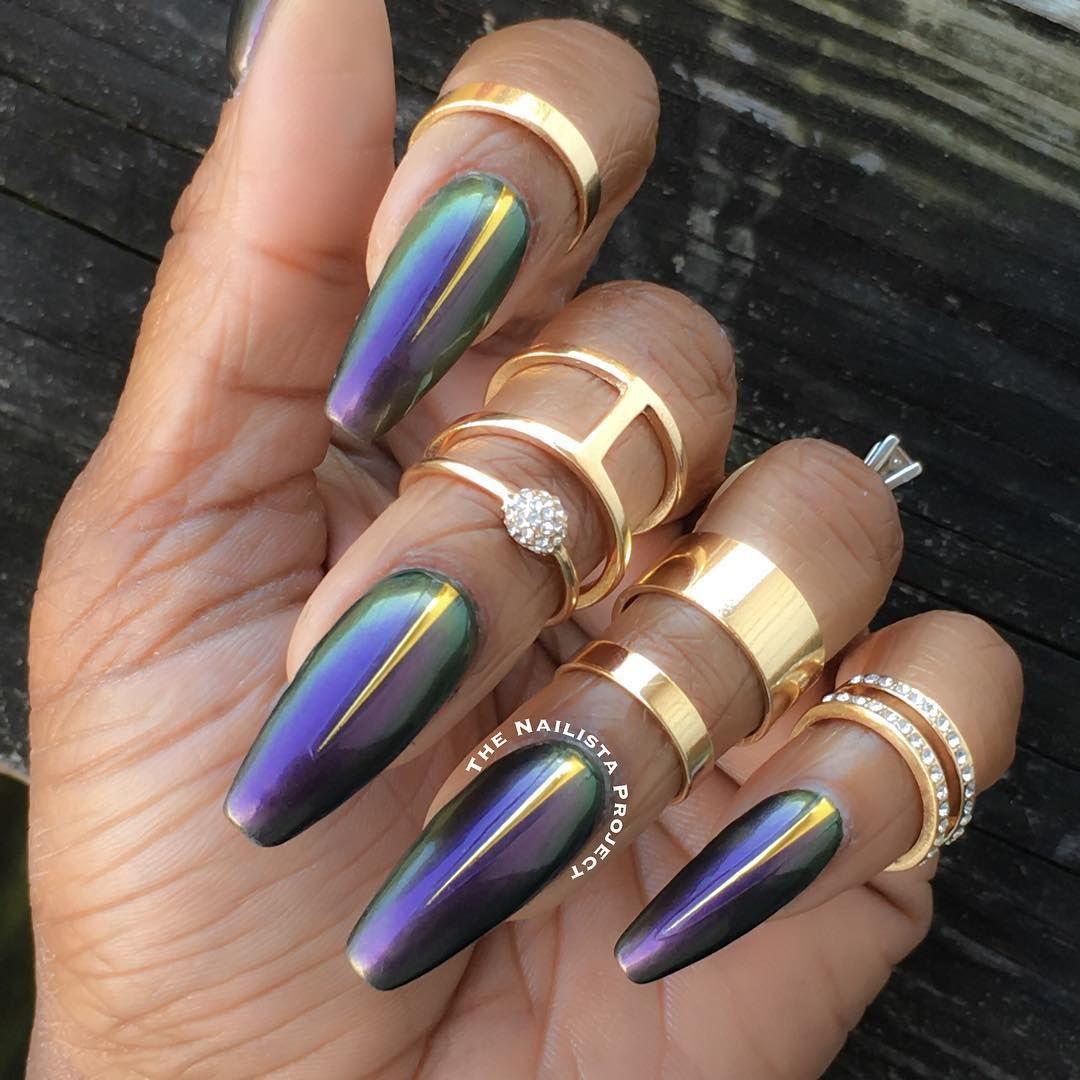 Pin de Mickey S en Nail Art | Pinterest | Diseños de uñas, Uñas ...