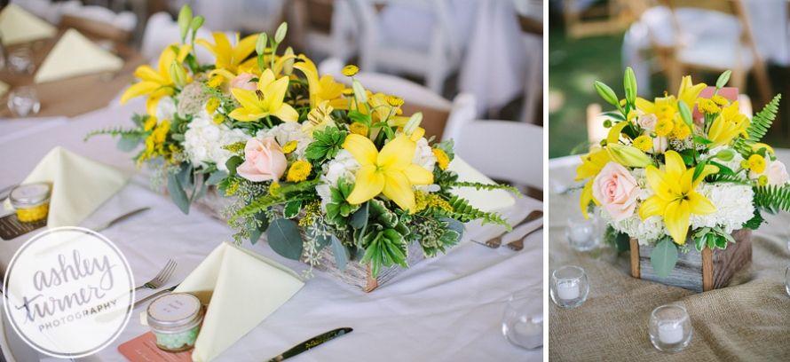 Wedding Flowers» Ashley Turner Photography