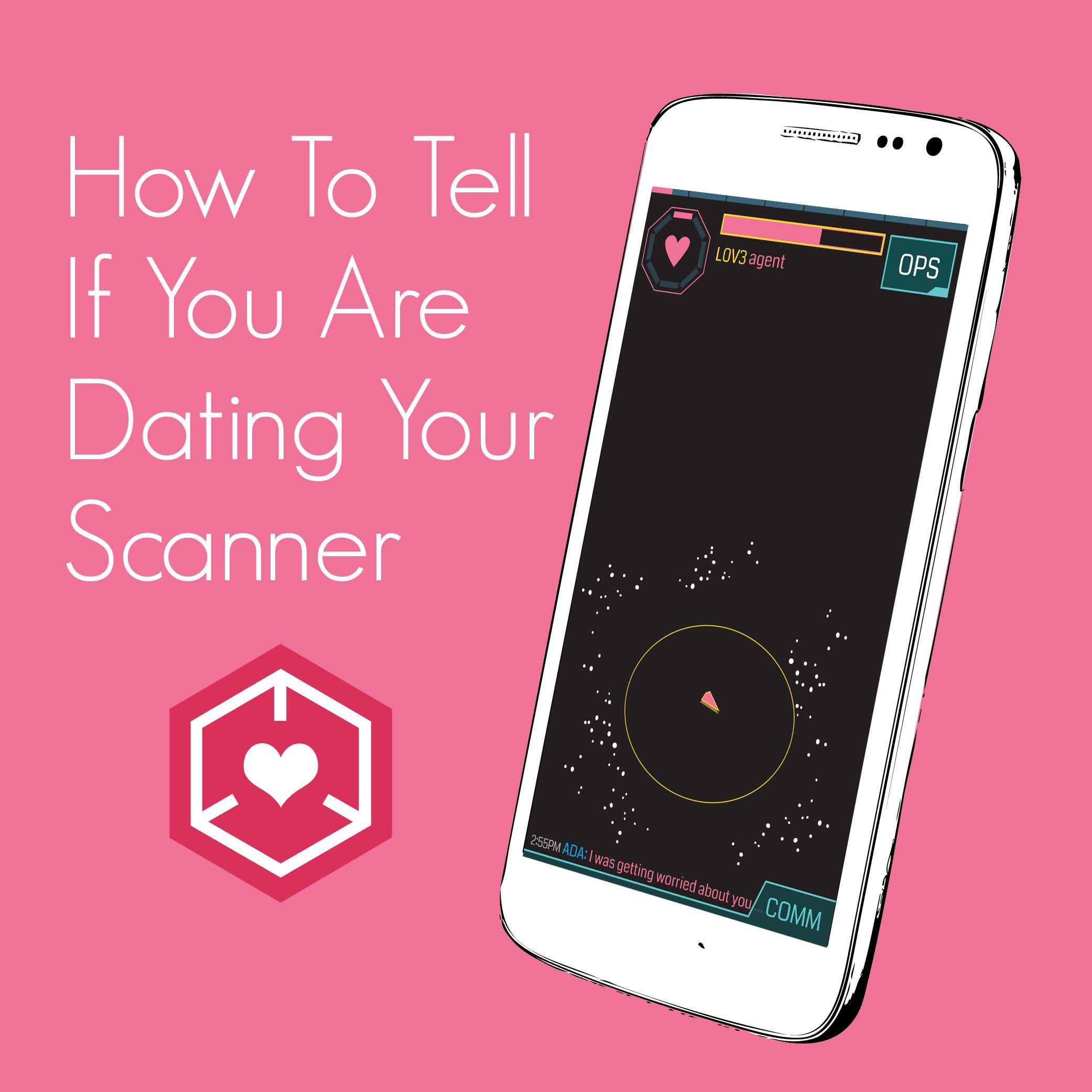 Scanner love? :)
