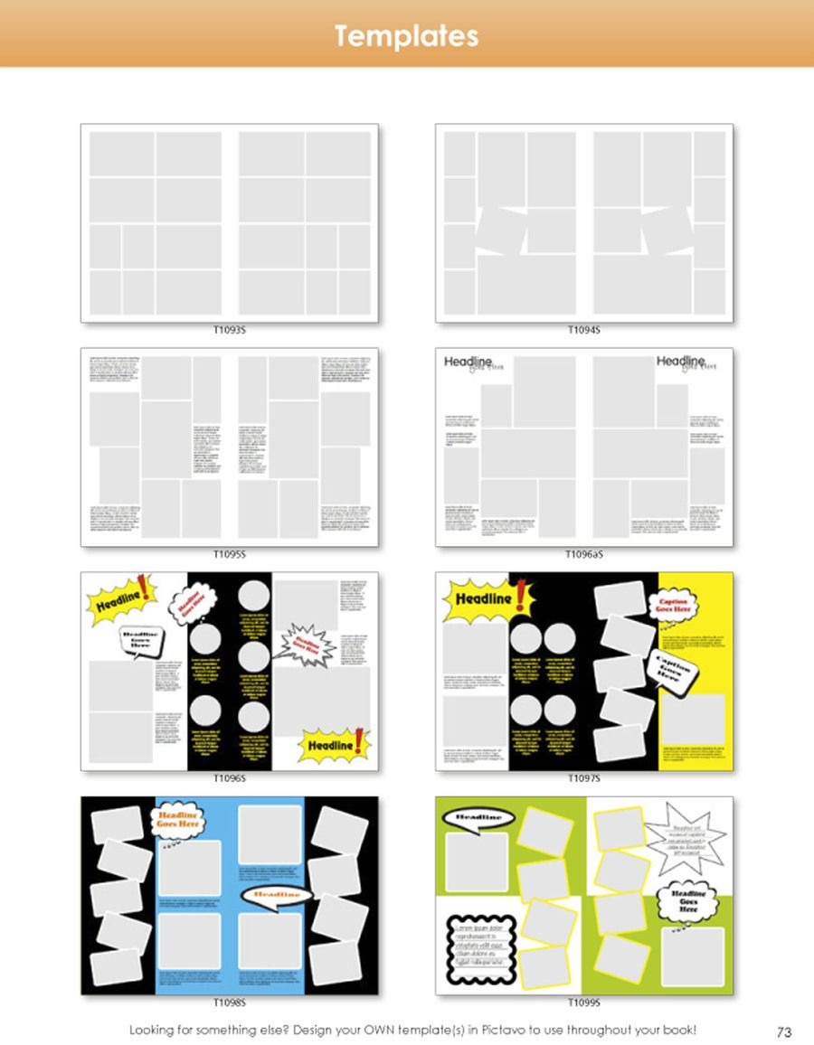 pictavo design guide 74 yearbook pinterest templates