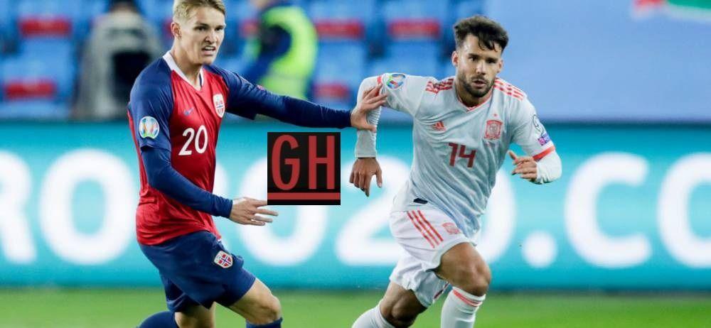 Norway 1 1 Spain Norway Football Today Football Euro
