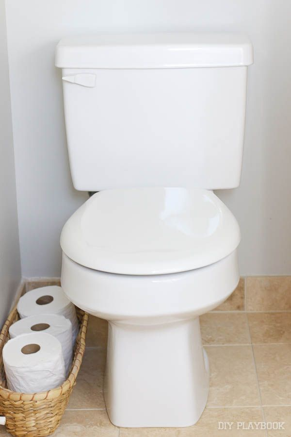 A Tutorial How To Change A Toilet Seat With Images Toilet