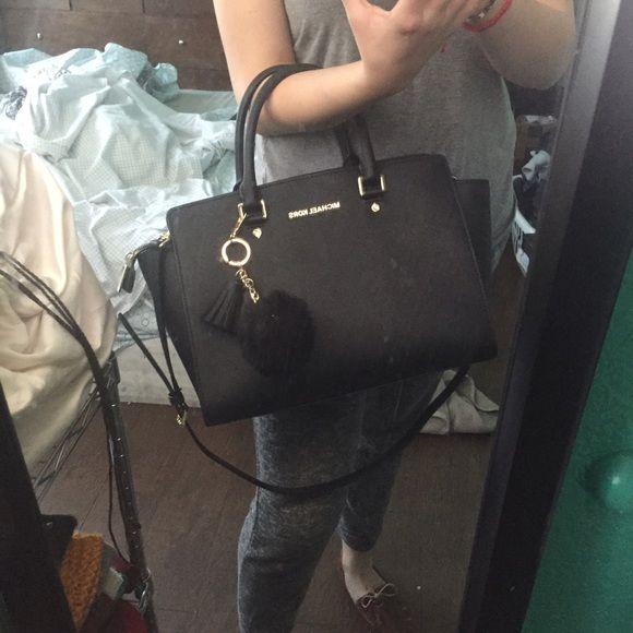 Purse Black large selma mk Michael Kors Bags
