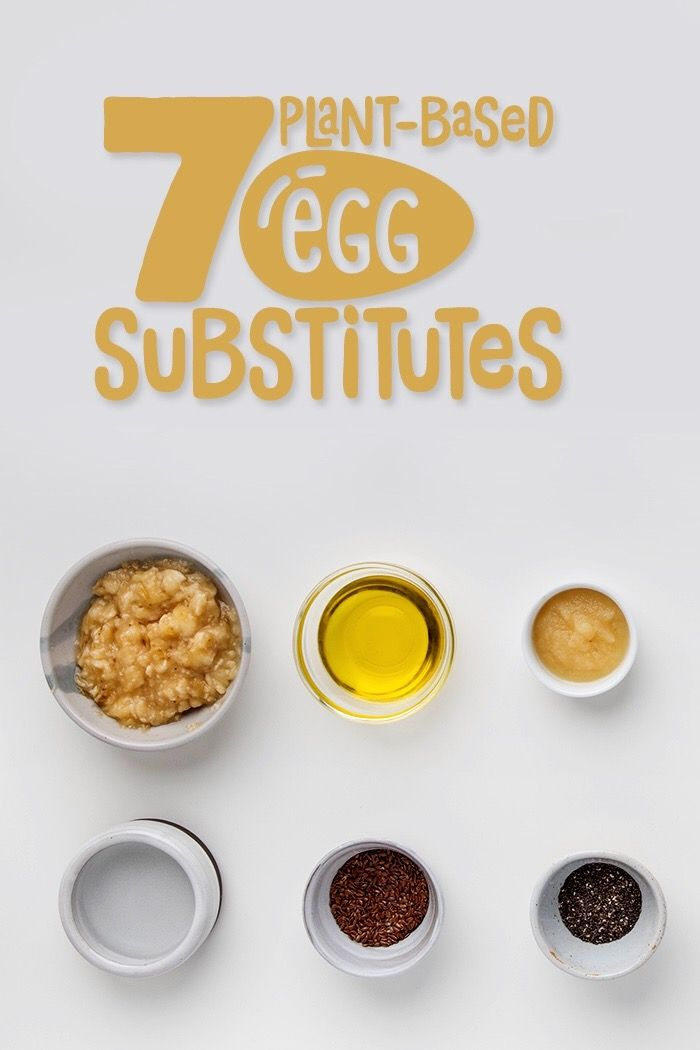 7 Egg Substitutes In Recipes Nature S Path Substitute For Egg Plant Based Desserts Plant Based Whole Foods