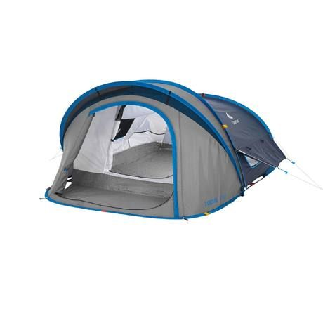 Tienda De Campaña 2 Seconds Xl Air 2 Personas Quechua Pop Up Tent Pop Up Camping Tent Tent Camping