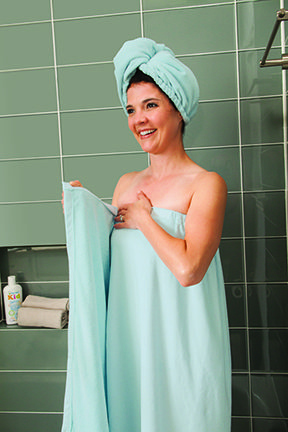 Norwex Spa Wrap Lightweight Soft And Supple This Super Absorbent