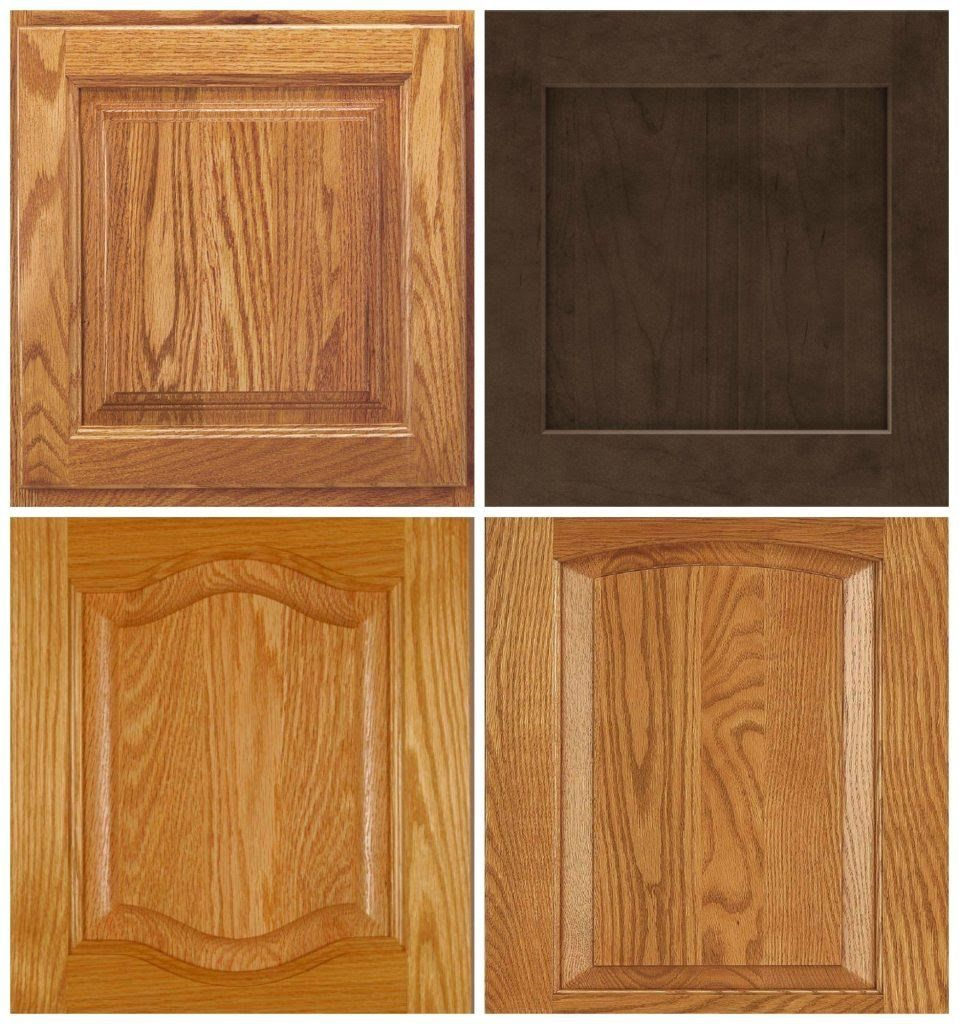 Repainting Kitchen Cabinet Doors: Cabinet Door Profiles, Ideas To Update Oak Cabinets