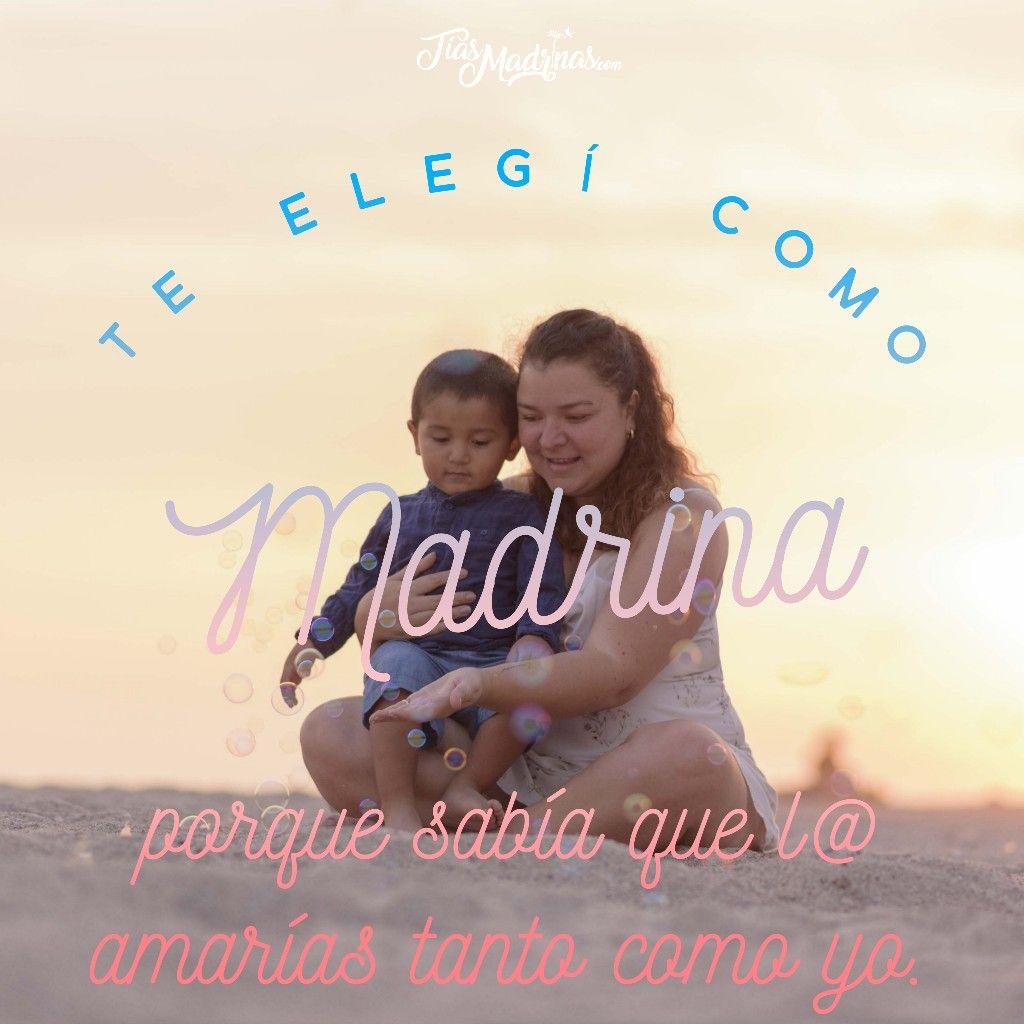 Frases Motivación Madrina Tiasmadrinas Amor Hermanas