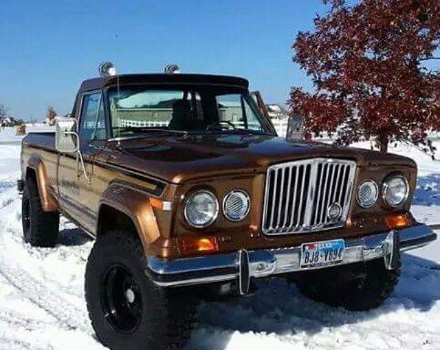 Beautiful Jeep Honcho Pickup Cool Cars Motorcycles Racing And