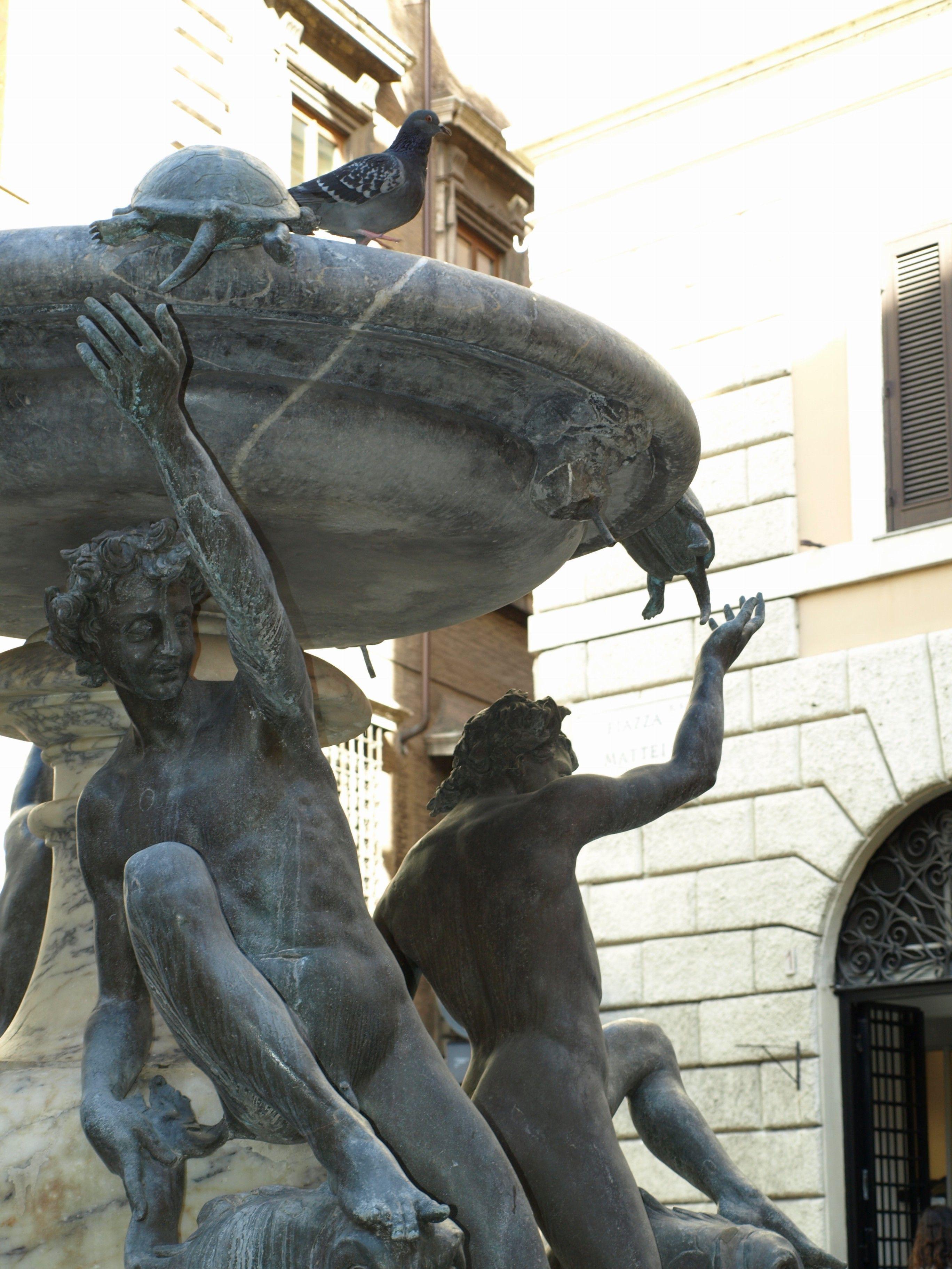 Fontana delle Tartarughe, Roma. /Tamara Velázquez - www.conplaplumaenbandeja.co m  http://wp.me/p3HkWS-dF