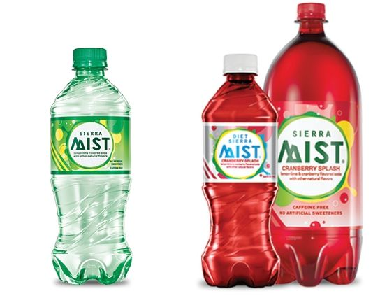 Sierra Mist Is Rebranding Word Has It Along With The Rebrand They Have A New Formula Which Is Interesting Cranberry Lemon Lime Soda High Fructose Corn Syrup