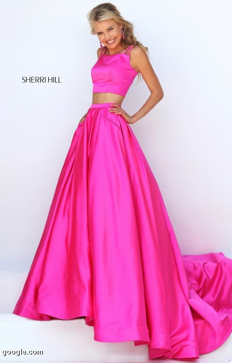 Sherri Hill 50295 | Rokke | Pinterest | Vestiditos, Vestidos de ...