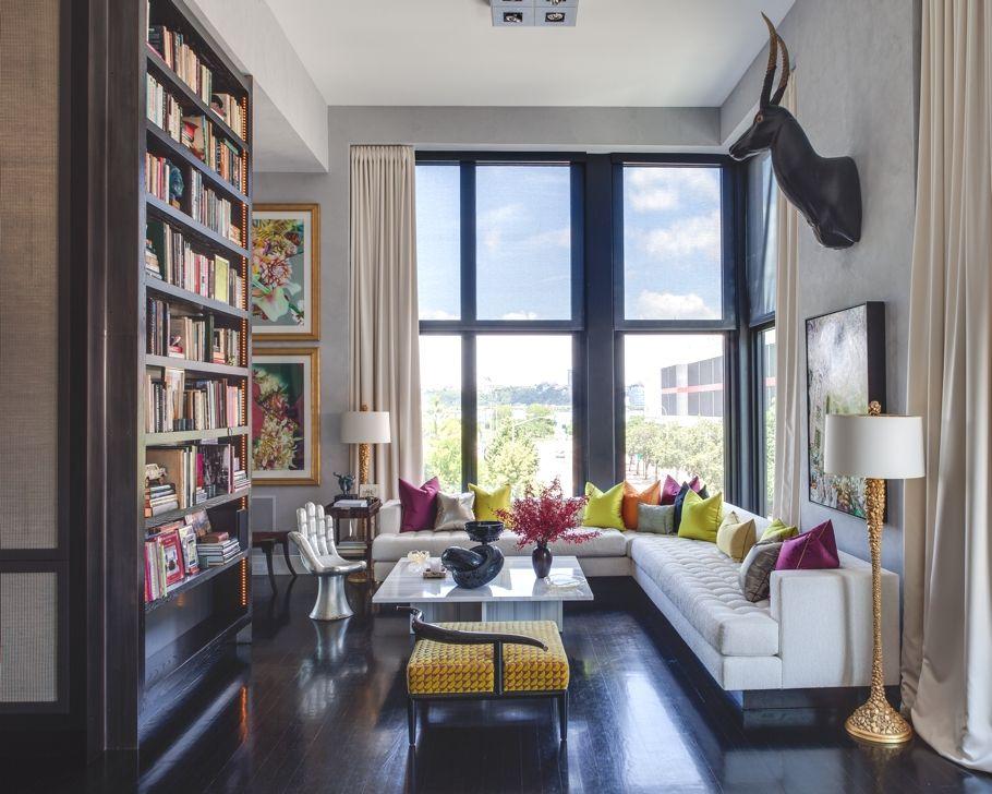 Jamie Drake S Trendy New York Apartment Interior Design