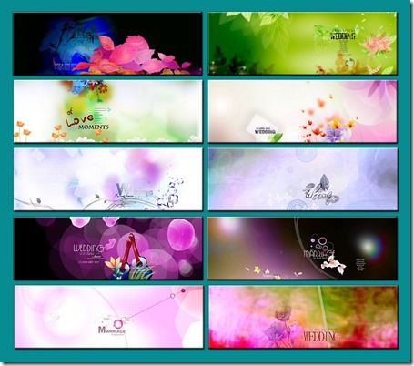 Edit Your free pictures Wedding Templates PSD Photography - free album templates