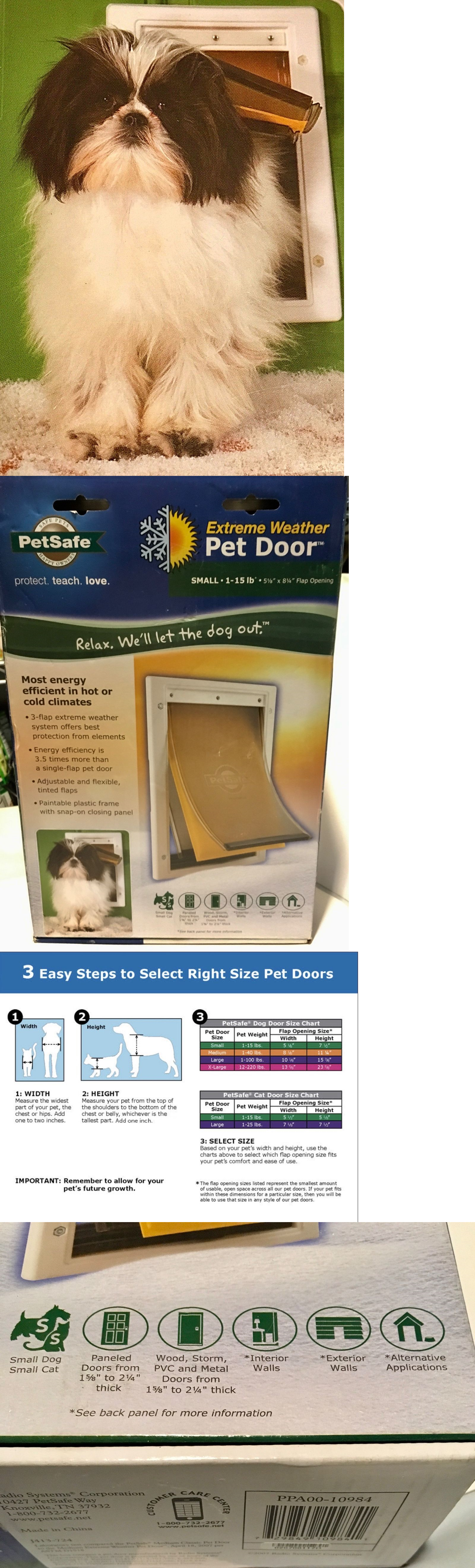 door pin telescoping weather wall large doors flaps and extreme entry pet aluminum petsafe with tunnel