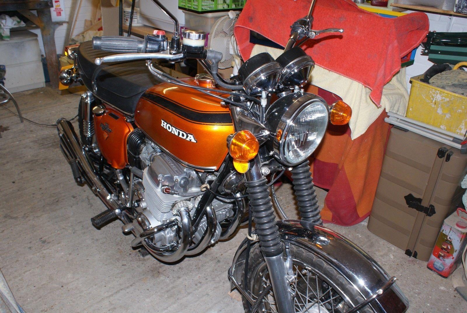 Ebay  Honda Cb 750 Sohc K2  K3