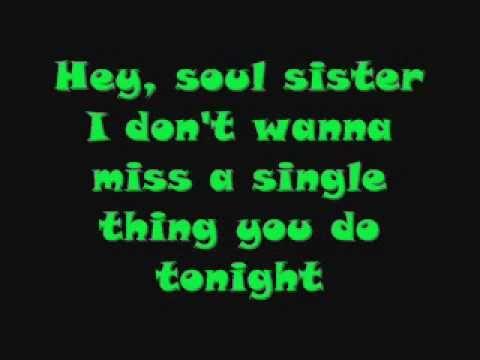 Hey, soul sister sheet music | train | super easy piano.