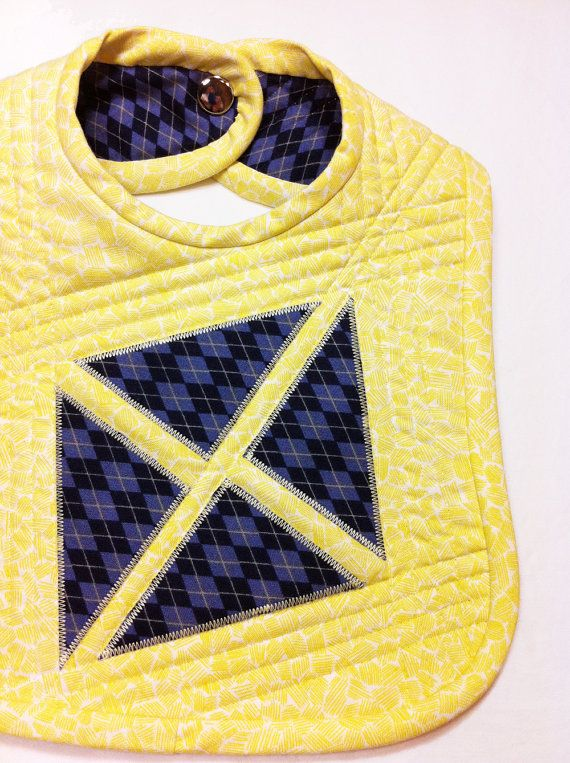 Quilted Bib