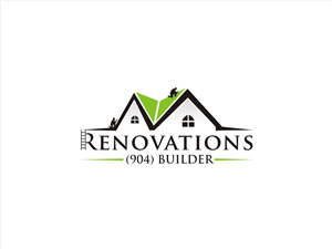House Renovation Logo By Dr. Augustin Carroll Jr.