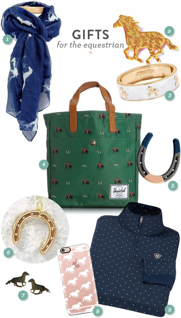 Have a horse lover in your life? Check out these gift ideas for your favorite equestrian!  sc 1 st  Pinterest & Gift Ideas for Horse Lovers | Horse-y Things. | Horses Equestrian ...