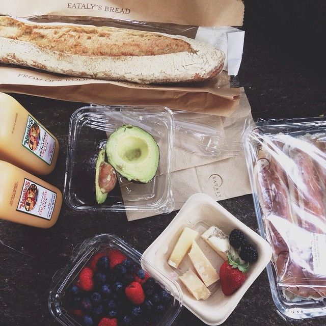 Go to Eataly, stock up, then head to Central Park for a picnic!