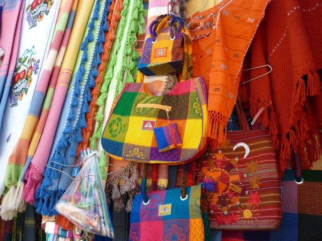 handcrafts in oaxaca