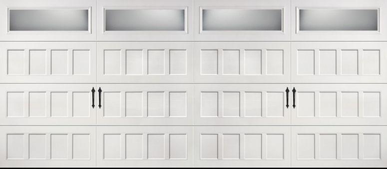 Oak Summit Buy A Garage Garage Door Types Garage Door Panels